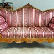 sofa biedermeier